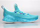 Anta Klay Thompson KT4 2019 Light Low Basketball Shoes - Blue