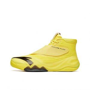 Anta Klay Thompson KT6 李小龙 2020 High Men's Sneakers - Yellow