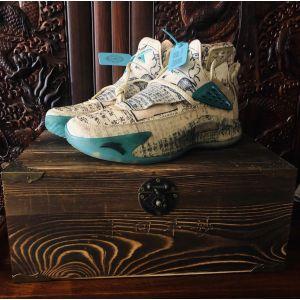 "Anta Klay Thompson KT5 ""本草纲目"" 2020 High Men's Basketball Shoes"