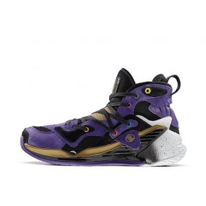 Anta 2019 Klay Thompson KT4 Disruptive Men's Sneaker - Purple/Black