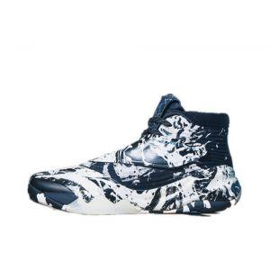 "Anta Klay Thompson KT6 "" Splash ink"" 2020 High Men's Sneakers - Black/White"