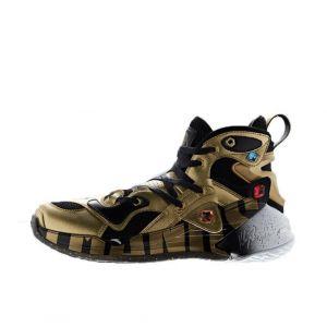 Anta 2019 Klay Thompson KT4 Disruptive Men's Sneaker - Golden/Black