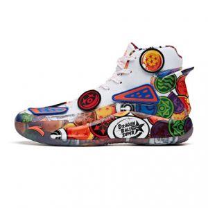 Anta x Dragonball Super KT5  Valentine's Day Men's Basketball Shoes - Orange/Blue/White PRE