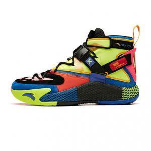 "Anta Klay Thompson Kt5 Disruptive ""Jigsaw puzzle"" Men's Basketball Shoes"