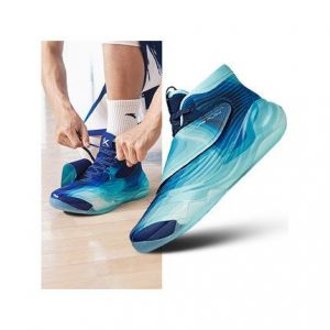"""Anta Klay Thompson KT6 """"Mountain Water """" 2020 High Men's Sneakers - 水韵"""